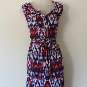 Liz  Claiborne Multicolored Dress